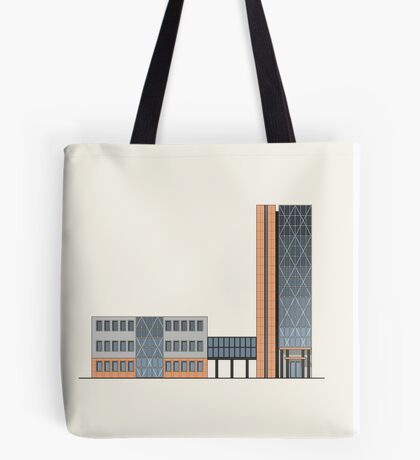 Business center Tote Bag