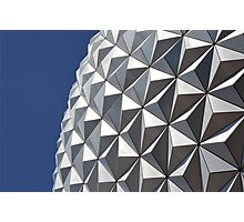 Spaceship Earth - Epcot Photographic Print