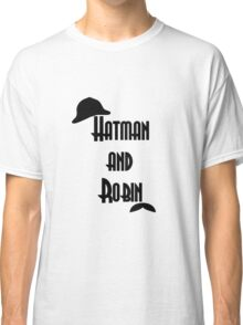Hatman and Robin - Sherlock Classic T-Shirt