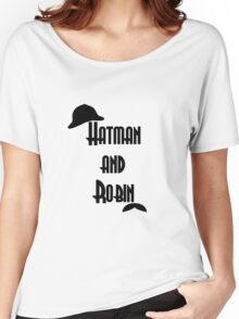 Hatman and Robin - Sherlock Women's Relaxed Fit T-Shirt