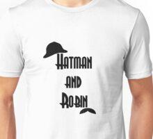 Hatman and Robin - Sherlock Unisex T-Shirt