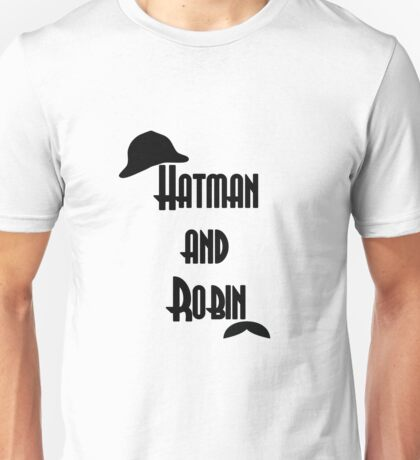 Hatman and Robin - Sherlock Unisex T-Shirt