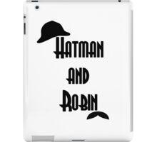 Hatman and Robin - Sherlock iPad Case/Skin