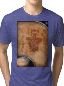 ancient mars Tri-blend T-Shirt