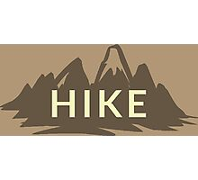 Hike Photographic Print