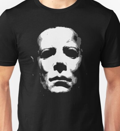 HALLOWEEN MASK Unisex T-Shirt