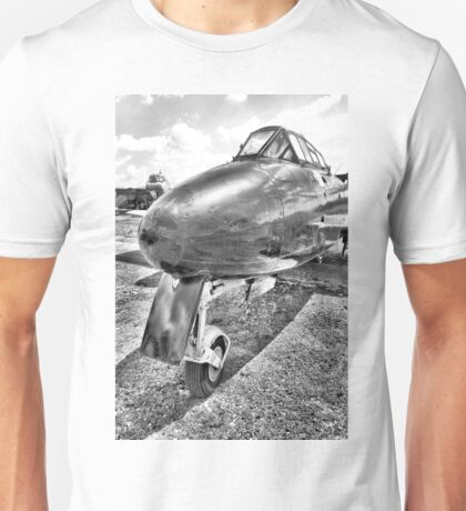 Gloster Meteor Fighter Jet Unisex T-Shirt