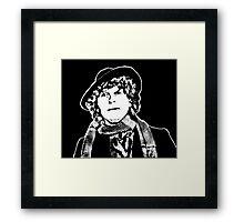 Tom Baker Framed Print