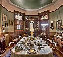 Dunsmuirs Dinning Room by Eti Reid