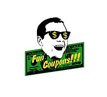Fun Coupons! The Wolf of Wall Street Photographic Print