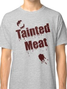The Walking Dead Tainted Meat Classic T-Shirt