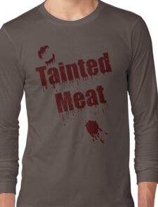 The Walking Dead Tainted Meat Long Sleeve T-Shirt