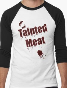 The Walking Dead Tainted Meat Men's Baseball ¾ T-Shirt