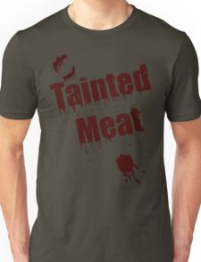 The Walking Dead Tainted Meat Unisex T-Shirt
