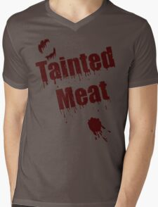 The Walking Dead Tainted Meat Mens V-Neck T-Shirt