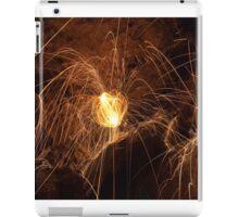 Glowing orb iPad Case/Skin