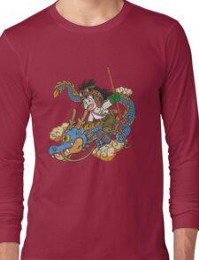 Little Goku Long Sleeve T-Shirt