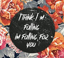The 1975- falling for you by elephantscook