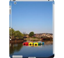Colours at Exeter Quay iPad Case/Skin