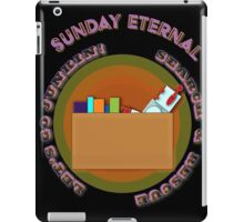 Sunday Eternal- Search and Rescue iPad Case/Skin