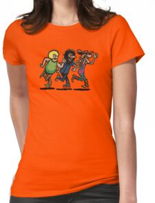 The Fabulous Furry Freak Brothers Womens Fitted T-Shirt