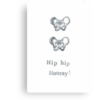 Hip Hip Hooray! Metal Print