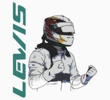 Lewis Hamilton Baby Tee