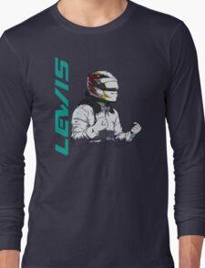 Lewis Hamilton Long Sleeve T-Shirt