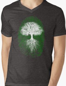 Green Thumb Mens V-Neck T-Shirt