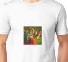 Dancing by Firelight Unisex T-Shirt