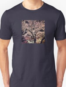 Sakura - Cherry Blossom - Kyoto Unisex T-Shirt