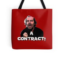 A CONTRACT! The Shining Tote Bag