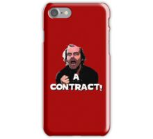 A CONTRACT! The Shining iPhone Case/Skin