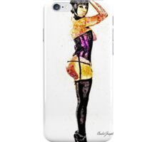Pose For Me iPhone Case/Skin