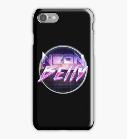 KNEE ON BELLY iPhone Case/Skin