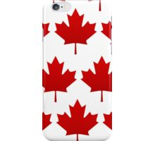 Canada is happening iPhone Case/Skin