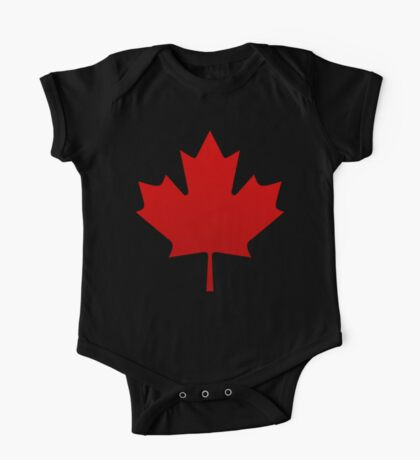Canada is happening One Piece - Short Sleeve