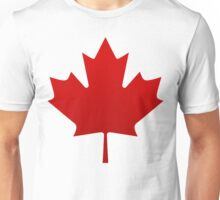 Canada is happening Unisex T-Shirt