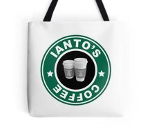 Torchwood- Ianto's Coffee Tote Bag