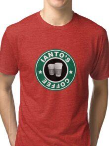 Torchwood- Ianto's Coffee Tri-blend T-Shirt
