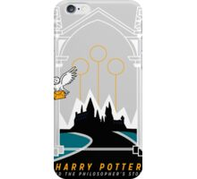 The Philosopher's Stone iPhone Case/Skin