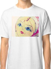 Babushka nesting doll Classic T-Shirt