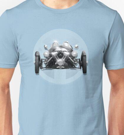 Gorgeous Morgan Three Wheeler  Unisex T-Shirt