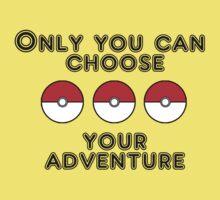 Choose your Adventure Baby Tee