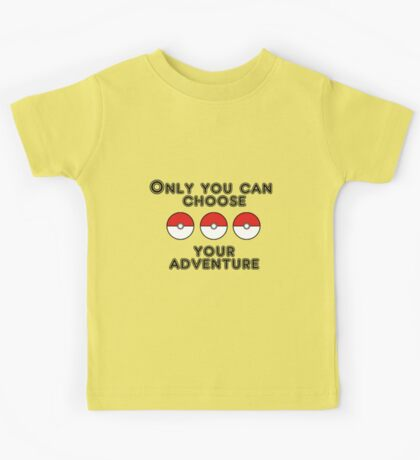 Choose your Adventure Kids Tee
