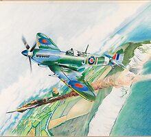 Spitfire by Flyboy885