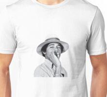 Barack Obama Smoking Weed Unisex T-Shirt