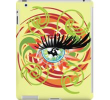 Eye of Love (2010) iPad Case/Skin