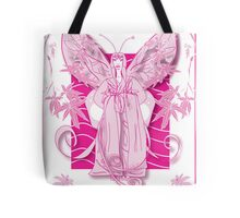 Madame Butterfly Pink (2007) Tote Bag