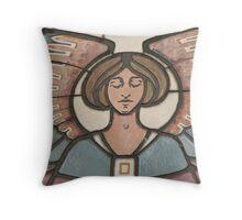 Edward Everard Angel Throw Pillow